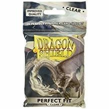 Dragon Shield Perfect Fit Clear Sleeves