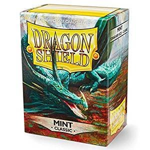Dragon Shield Sleeves Mint