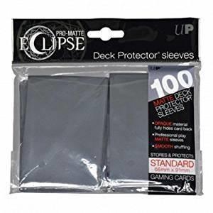 Ultra-Pro Eclipse Standard Sleeves Smoke Grey