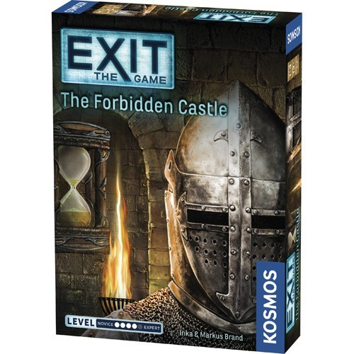 Exit The Forbidden Castle 11K5027BZFV5Y