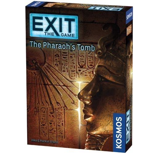 Exit The Pharaoh's Tomb MFRY1NPDQD3JR