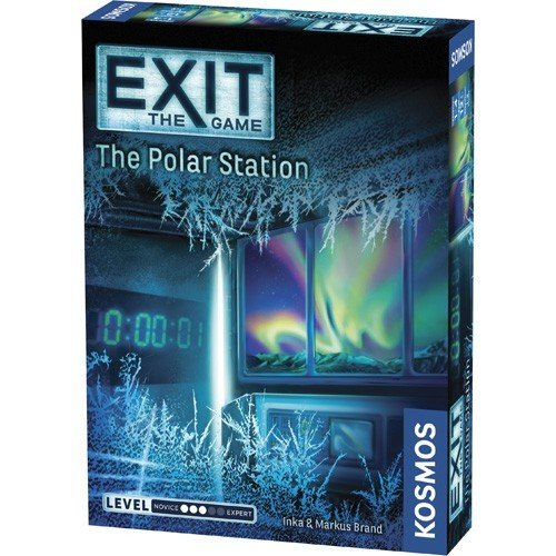 Exit The Polar Station