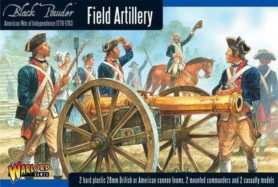 Black Powder Field Artillery