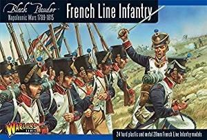 Black Powder French Line Infantry