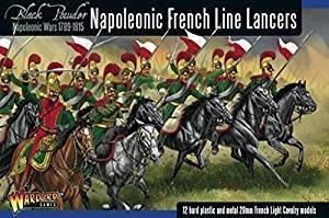 Black Powder French Line Lancers
