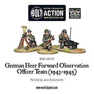 German Heer FOO Team