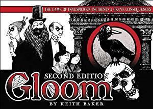 Gloom 2nd Edition QWXZGW0W4276G