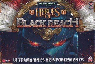 Heroes Of Black Reach Ultramarines Reinforcements