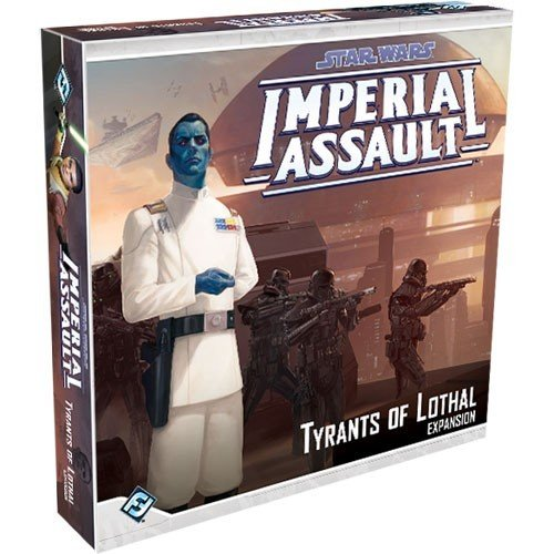 Star Wars Imperial Assault Tyrants of Lothal