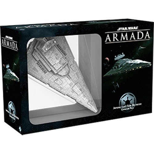 Star Wars Armada Imperial Carrier