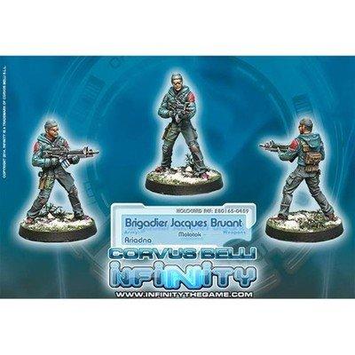 Infinity: Ariadna Brigadier Jacques Bruant, Sous-officier des Metros (Molotok)
