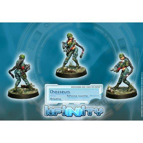 Infinity: Ariadna Chasseurs (Adhesive-Launcher)