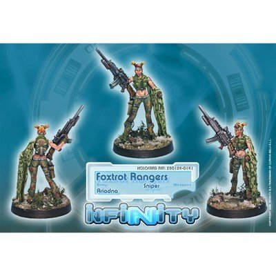 Infinity: Ariadna Foxtrot Rangers (Sniper)