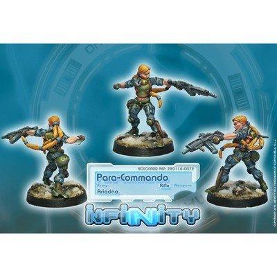 Infinity: Ariadna Para-Commandos 2 (Rifle)