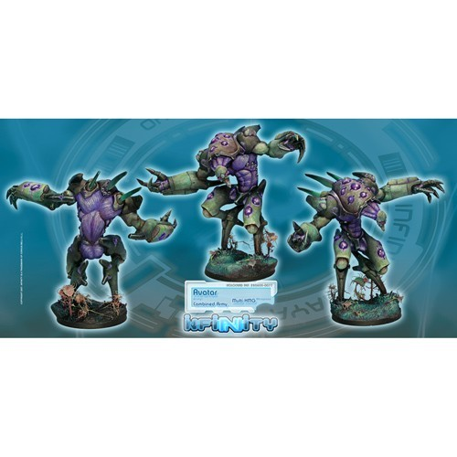 Infinity: Combined Army Avatar (TAG) 4KBEDGM53BS08