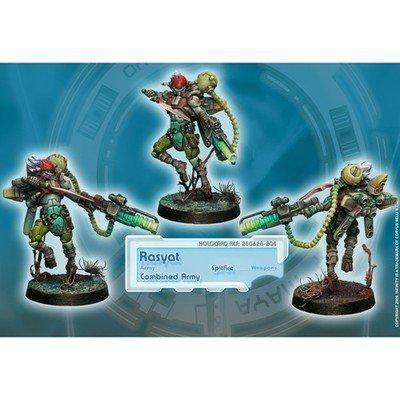 Infinity: Combined Army Rasyat (Spitfire)