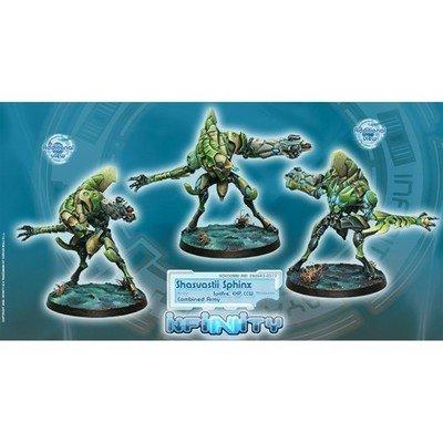 Infinity: Combined Army Shasvastii Armored Corps Sphinx