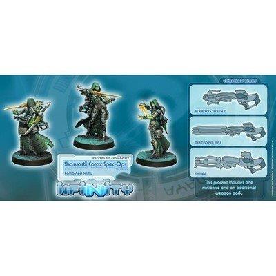 Infinity: Combined Army Shasvastii Corax Spec-Ops