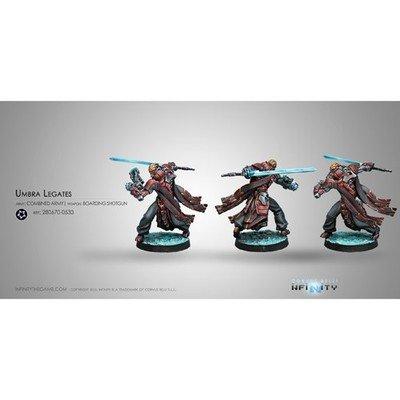 Infinity: Combined Army Umbra Legates (Boarding Shotgun)