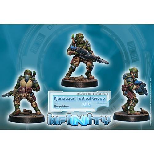Infinity: Haqqislam Djanbazan Tactical Group (HMG) 27F7YCRYGPJG4