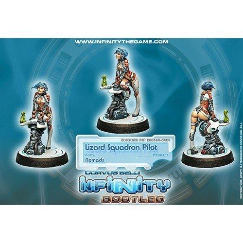Infinity: Nomads Bootleg Lizard Pilot