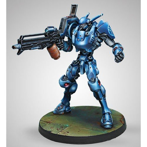 Infinity: PanOceania Squalo. Armored Heavy Lancers of the Armored Cavalry