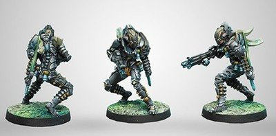 Infinity: Tohaa Igao Unit (Boarding Shotgun)