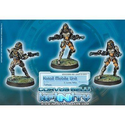Infinity: Tohaa Kotail Mobile Unit (Combi Rifle x2)