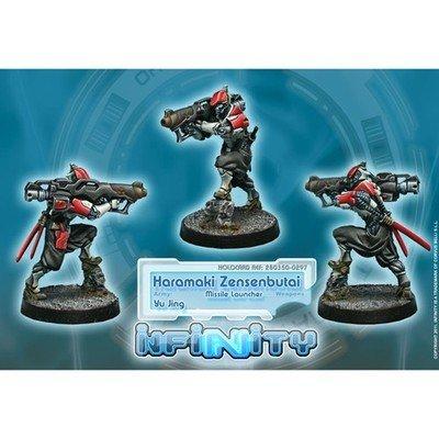 Infinity: Yu Jing Haramaki Zensenbutai (Missile Launcher)