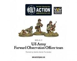 US Army FOO Team