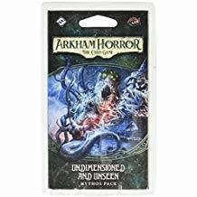 Arkham Horror LCG Undimensioned And Unseen