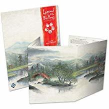 Legend of the Five Rings RPG: Game Masters Kit GF1QEYNGVHVRJ