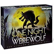 One Night Werewolf AMCACEDT3WBP2