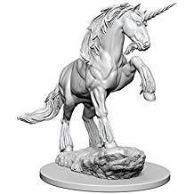 Pathfinder Deep Cuts Unpainted Miniatures: Unicorn ZW11MY402BREG