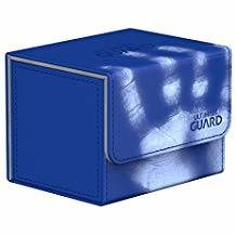 Ultimate Guard: Sidewinder ChromiaSkin Deckbox 100+: Blue