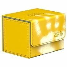 Ultimate Guard Sidewinder ChromiaSkin Yellow Deck Case 100+