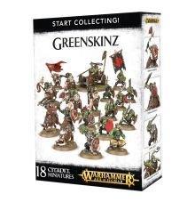 START COLLECTING! GREENSKINZ