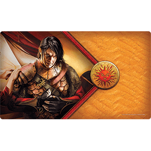 A Game Of Thrones Lcg Playmat Red Viper
