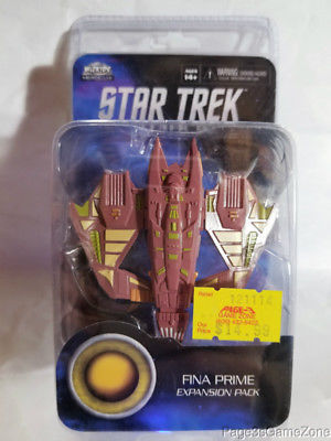 Star Trek: Attack Wing Miniatures Game Wave 10 - Vidiian Starship A6MM6B2AY4NJY