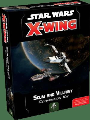X-Wing 2.0 Scum Conversion