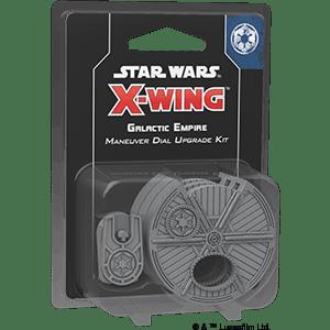 X-wing 2.0 Galactic Empire Maneuver Dail