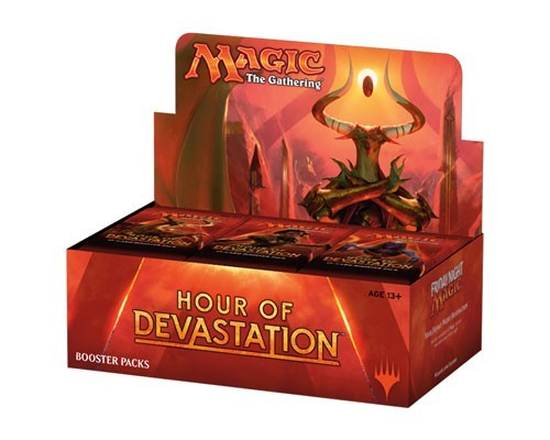 Hour Of Devastation Booster Box QQDQJ7NPGWXKT