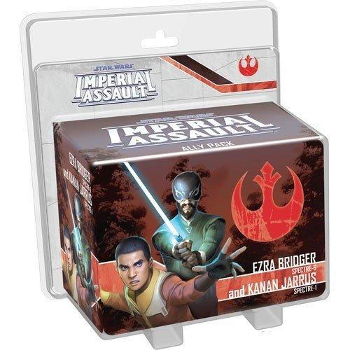 Star Wars Imperial Assault Ezra Bridger & Kanan Jarrus Ally Pack