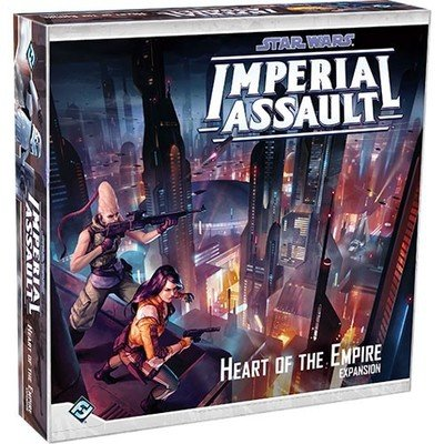 Star Wars Imperial Assault Heart Of An Empire