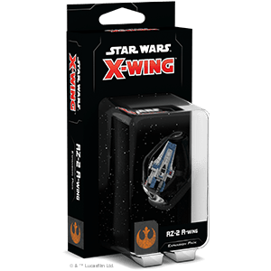 Star Wars X-wing Second Edition RZ-2 A-wing