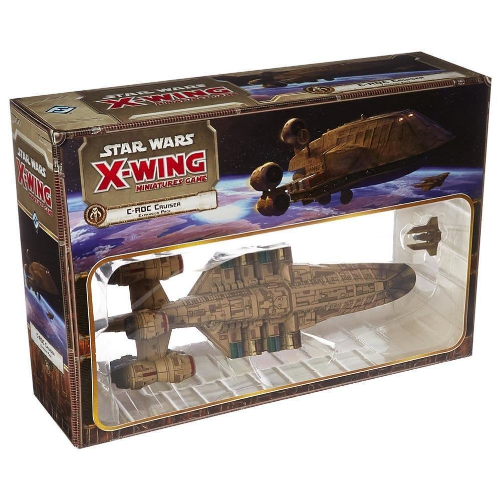 Star Wars Xwing C-roc Cruiser