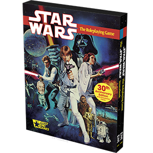 Star Wars Roleplaying Game 30th Anniversary