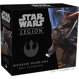 Star Wars Legion Wookie Warriors Unit Expansion