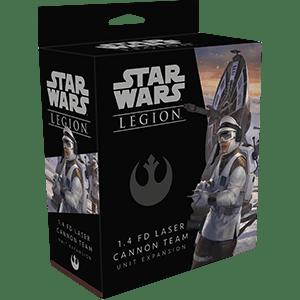Star Wars Legion 1.4 Laser Cannon Team RCQQ62HJBW9R2
