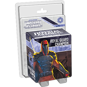 Star Wars Imperial Assault Royal Guard